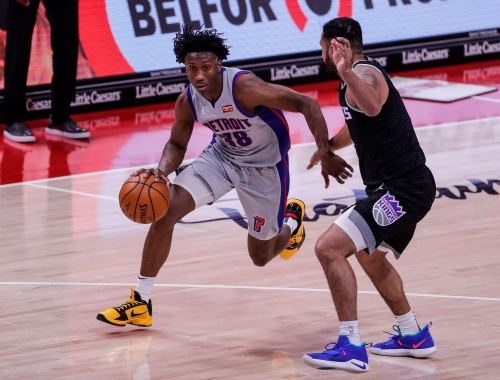 Detroit Pistons stock watch: Rookie PG continues ascent while veteran shooter falls