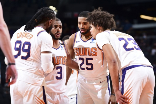 COTS 2: Inside the Suns — top free agent targets, Ayton's hands and Frank vs. Jae