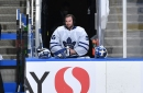 Jack is not back at Maple Leafs' morning skate