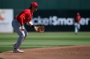 Kyle Farmer made his best first impression to be the Cincinnati Reds starting shortstop