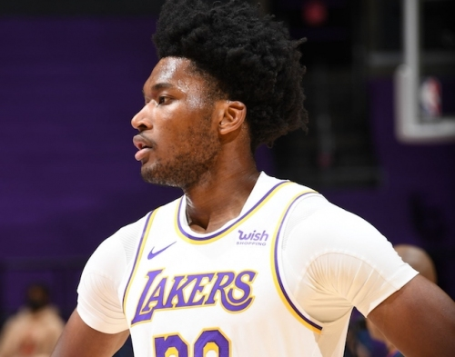 Lakers News: Damian Jones Discusses Debut Against Warriors, Severity Of Back Injury