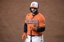 Orioles' DJ Stewart starts spring pursuit of outfield job with homer against Phillies