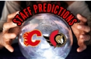 Staff Predictions & Projected Lines: David Rittich Is In Net Again Tonight