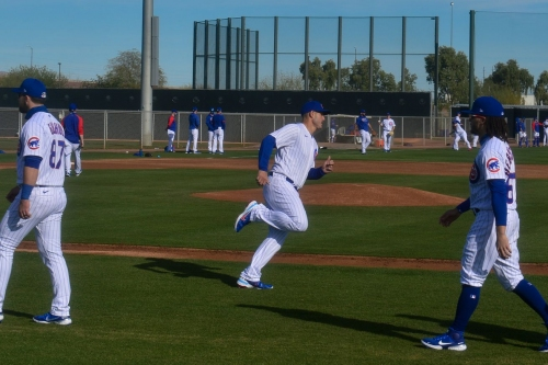 Overflow thread: Cubs vs. Padres, Monday 3/1, 2:10 CT