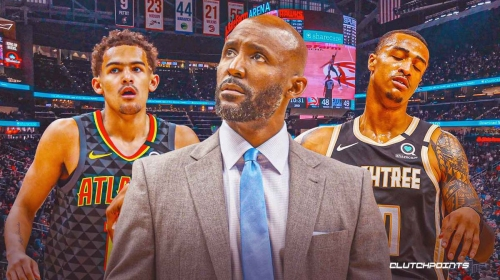 Hawks fire head coach Lloyd Pierce
