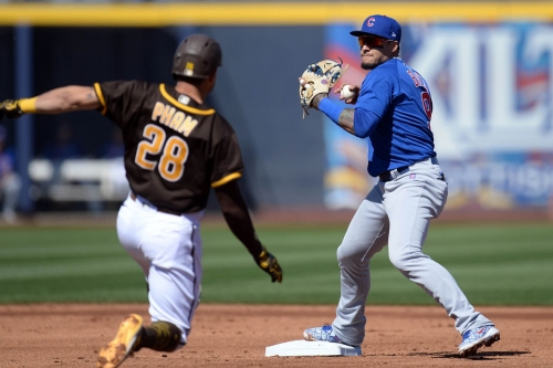 Cubs 1, Padres 0: Doubling their pleasure