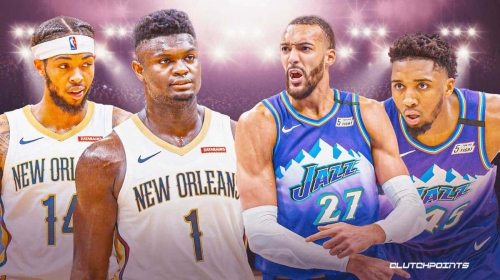 NBA odds: Jazz vs. Pelicans prediction, odds, pick, and more