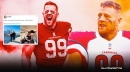 J.J. Watt confirms he's en route to Arizona in Cardinals owners' private jet
