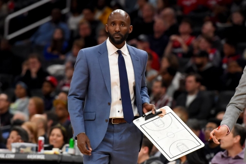 Atlanta Hawks fire head coach Lloyd Pierce
