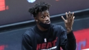 Heat's Jimmy Butler (knee) listed as questionable for Tuesday after sitting out Sunday vs. Hawks