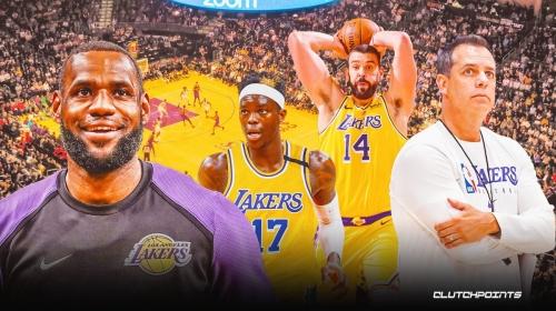 5 key takeaways from Lakers' two-game winning streak