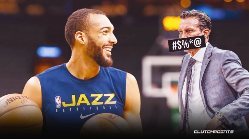 Jazz star Rudy Gobert unveils dirty plan if he'd play against Quin Snyder's team in All-Star Game