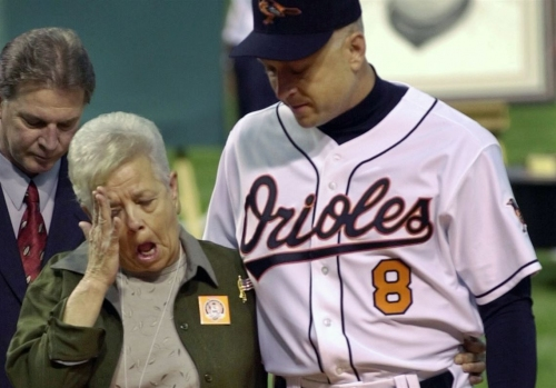 Vi Ripken, matriarch of Baltimore Orioles family, dies at 82