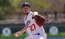 Trevor Bauer's Dodgers spring debut: no butterflies, just buildup
