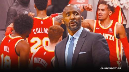 Hawks unveil new interim coach to replace Lloyd Pierce