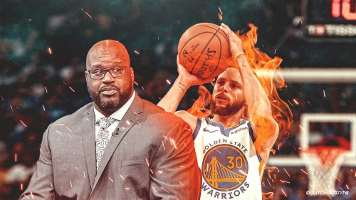 Shaquille O'Neal's honest take on Warriors star Stephen Curry being the 'most influential' player over the last 30 years