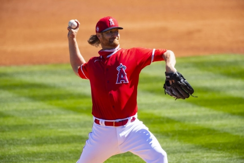 Alex Cobb looks strong in Angels debut