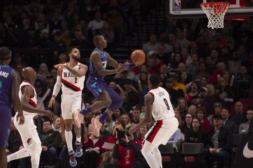 Portland Trail Blazers vs. Charlotte Hornets Game Day Thread