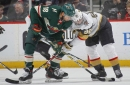 Gameday Thread: Wild at Golden Knights (9:00 p.m.)