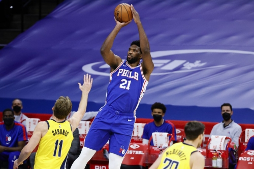 Sixers Bell Ringer: Sixers dominant on both ends in win over Indiana