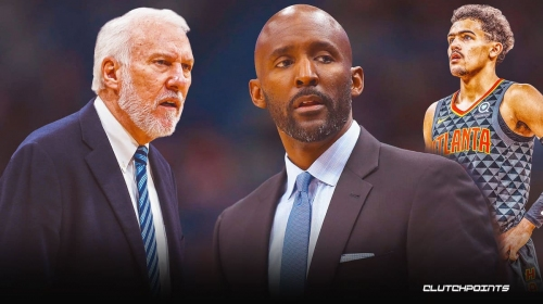 Spurs coach Gregg Popovich delivers serious warning to Hawks after Lloyd Pierce firing