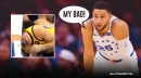 VIDEO: Sixers star Ben Simmons knocks Doug McDermott's tooth out amid scuffle for the ball