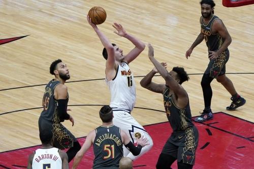Bulls vs. Nuggets final score: Too much Nikola Jokic in 118-112 loss