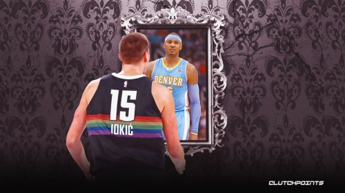 Nuggets All-Star Nikola Jokic matches incredible Carmelo Anthony record last done 10 years ago