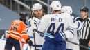 Resolute despite injuries, distractions Leafs winning with consistency