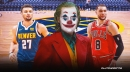 Nuggets' Jamal Murray hilariously warned Zach LaVine of Nikola Jokic's scoring binge