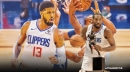 Clippers star Kawhi Leonard's case for MVP, per Paul George