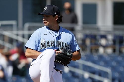 Mariners Moose Tracks, 3/2/21: Marco Gonzales, Casey Sadler, and Erick Fedde