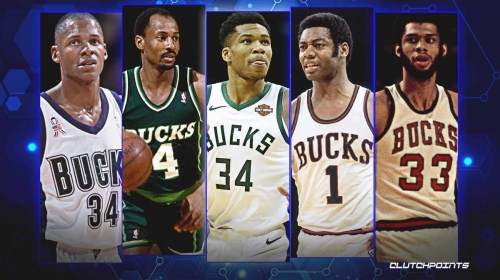 The 5 greatest Milwaukee Bucks of all time