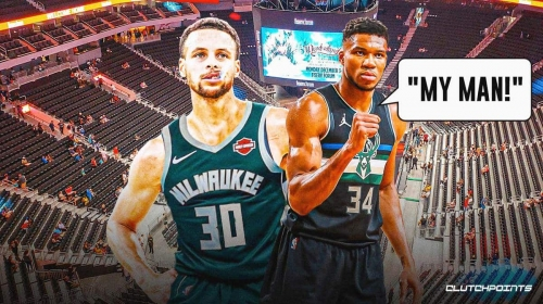 The alternative reality where Stephen Curry was traded to the Bucks