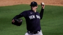Yankees, Jordan Montgomery agree he's better than 2020 stats, but his fielding needs to improve