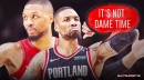 Blazers' Damian Lillard is bailing from the 3-Point Contest