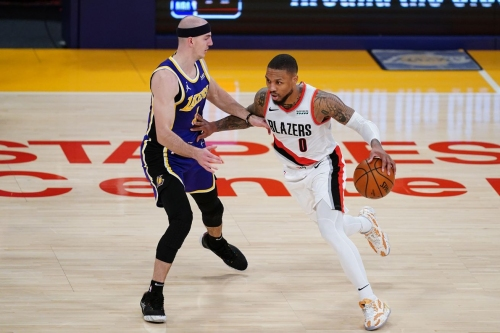 Damian Lillard Will Not Participate In 3-Point Contest