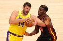 Lakers' Marc Gasol to miss Tuesday's game due to COVID-19 protocols
