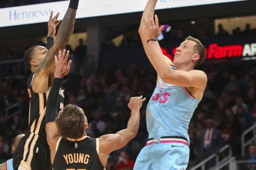 Game Thread 3/2/21: Hawks at Heat