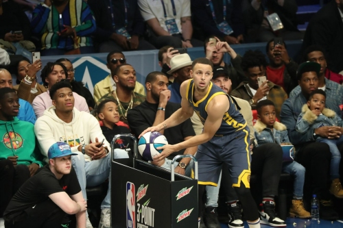 Steph Curry will participate in 3-point contest during NBA All-Star Weekend