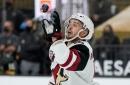 Arizona Coyotes' Niklas Hjalmarsson set for 800th career NHL game Wednesday
