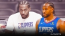 Clippers star Kawhi Leonard a surprise late scratch vs. Celtics due to back injury