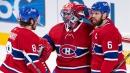 Ducharme records first NHL victory as Canadiens down Senators