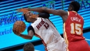 Heat winning streak ends with a thud in 94-80 loss to Hawks