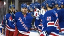 Buchnevich, Shesterkin lead Rangers to win over Sabres