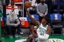 Boston Celtics hang on to win over Los Angeles Clippers, 117-112