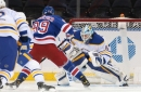 Sabres denied by Rangers, lose fourth in a row