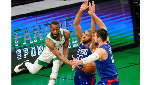 Kawhi-less Clippers can't outlast Celtics