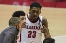 Alabama Hoops Rolls Auburn, 70-58