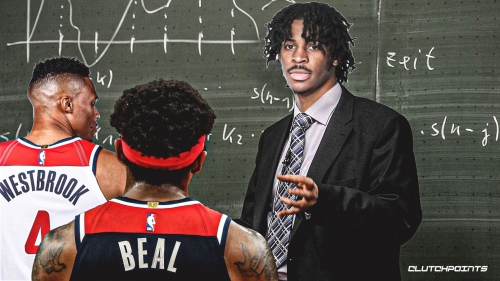 Ja Morant rates own performance after Grizzlies convincing win vs. Wizards